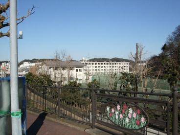 横須賀市立神明中学校の画像1