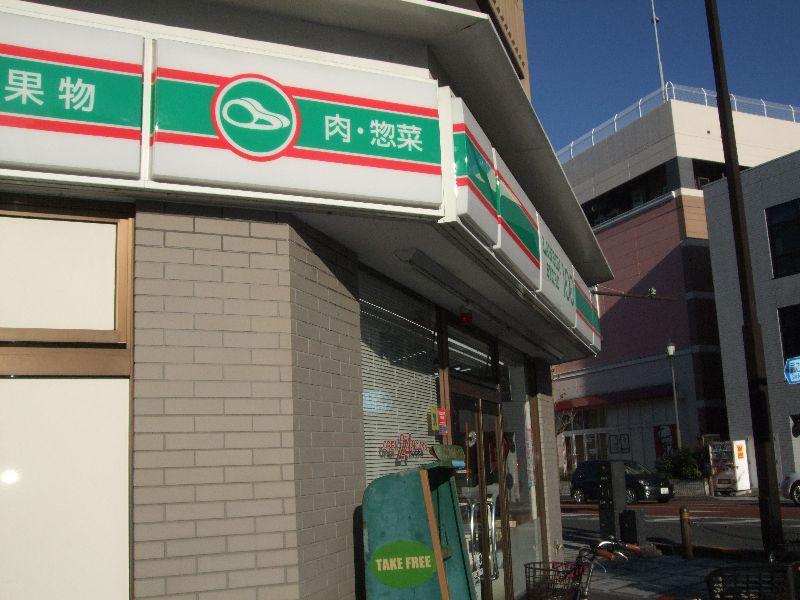 100円ローソン  横須賀久里浜四丁目の画像