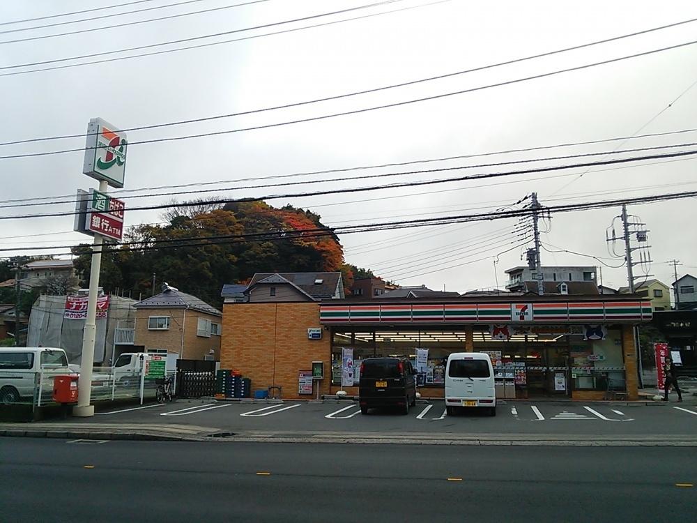 セブンイレブン横須賀武山店の画像