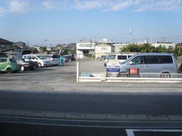アサヒコーポ駐車場の画像1