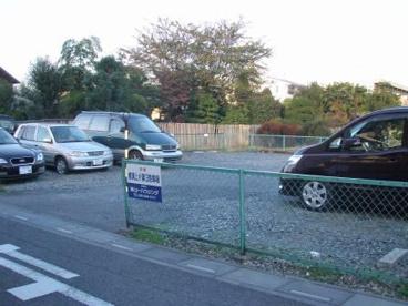 横溝上小第3駐車場の画像2