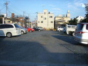 横溝上小第5駐車場の画像1
