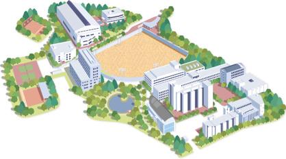 大阪経済法科大学 花岡キャンパスの画像3