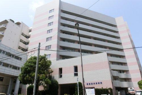 横須賀共済病院の画像