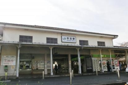 JR横須賀線衣笠駅の画像1