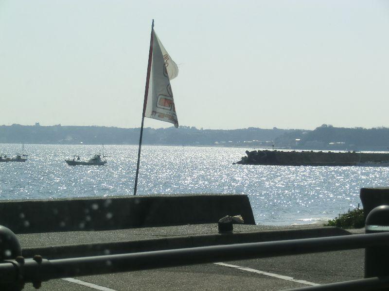 津久井浜海水浴場の画像