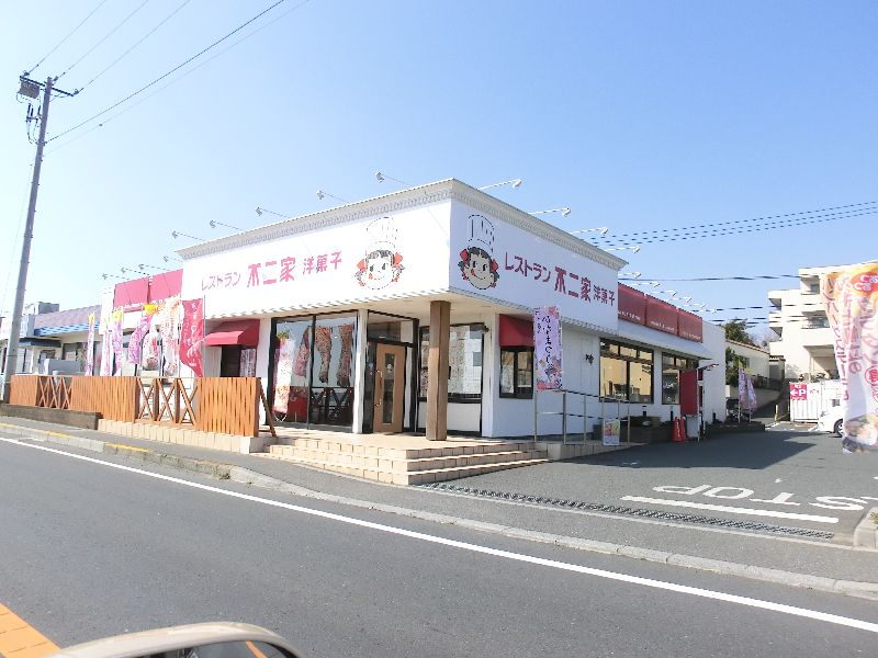 (株)不二家 ロードサイドレストラン津久井浜店の画像