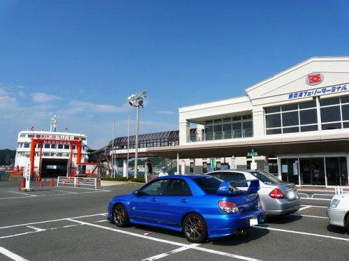 久里浜港フェリー乗り場の画像