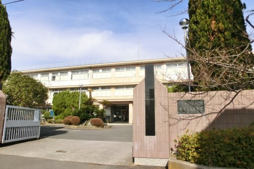 神奈川県立横須賀高等学校の画像