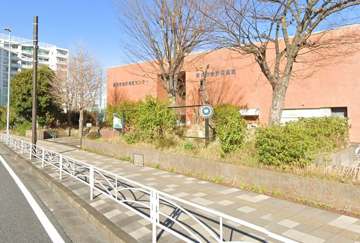 金沢図書館の画像