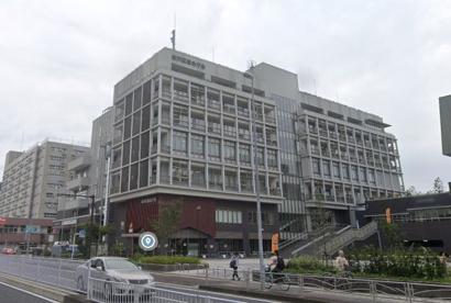 横浜市金沢区役所の画像1