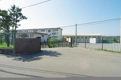 茅ケ崎市立松林中学校の画像1