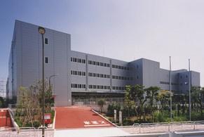 東京国際郵便局の画像1
