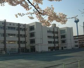 第二辰巳小学校の画像1