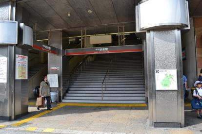 南海高野線「堺東」駅の画像3