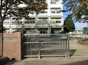 横浜市立樽町中学校の画像1