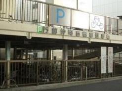 門前仲町駅自転車駐車場の画像