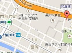 門前仲町駅第二自転車駐車場の画像2