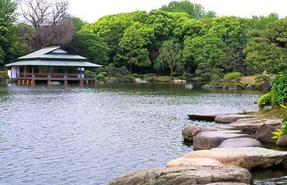 清澄庭園の画像1