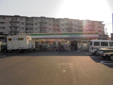 ファミリーマート吹田山田西店の画像1
