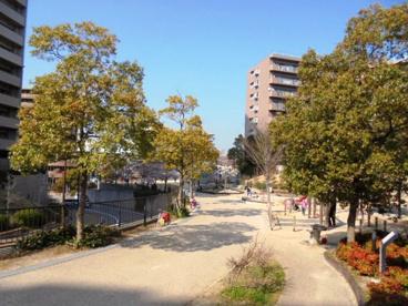 山田駅東公園の画像1
