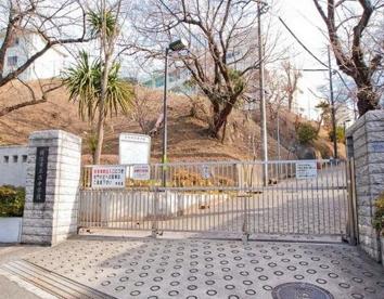 横浜市立浜中学校の画像1