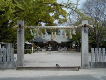 矢作神社の画像1