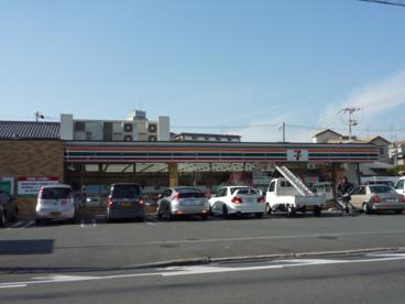 セブン−イレブン摂津鳥飼野々1丁目店の画像1