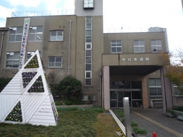 守口市役所の画像1