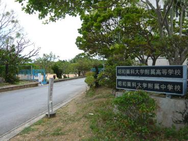 昭和薬科大学附属高校の画像1