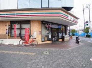 セブンイレブン相模原古渕北店の画像1