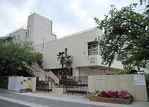 守口市立第一中学校の画像1