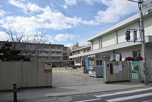 摂津市立 鳥飼西小学校の画像1