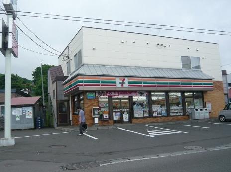 セブンイレブン小樽銭函2丁目店の画像