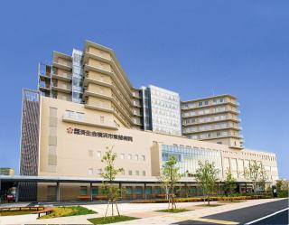 済生会横浜市東部病院の画像1