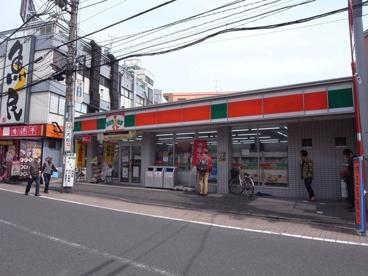 サンクス五反野南口店の画像1