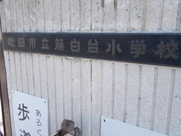 吹田市立 藤白台小学校の画像2