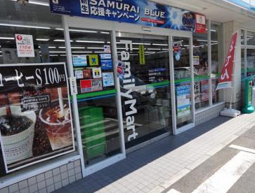 ファミリーマート版画美術館入口店の画像1
