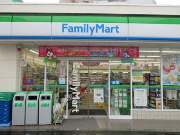 Map of ファミリーマート桜美林学園店 ファミリーマート桜美林学園店の画像1