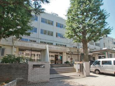 練馬区立上石神井中学校の画像2