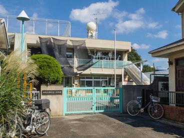 練馬区立関町第三保育園の画像1