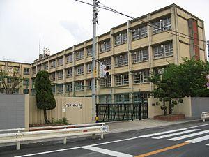 門真市立第七中学校の画像1