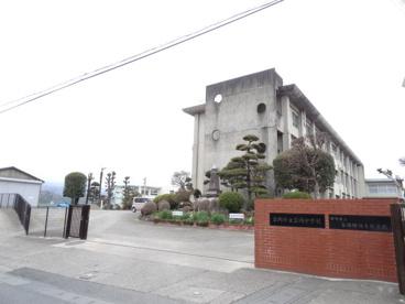 富岡市立富岡中学校の画像1