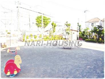 伊奈平四丁目児童遊園の画像2