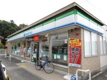 ファミリーマート 木津川相楽店