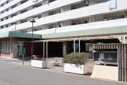 松戸市立図書館 常盤平分館の画像1