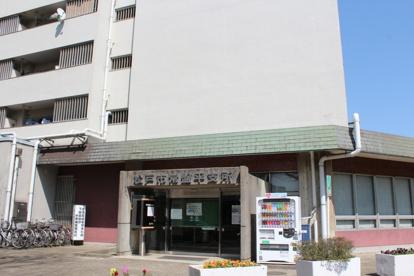 松戸市役所 常盤平支所の画像1