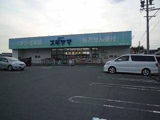 ドラッグスギヤマ坂部店の画像1