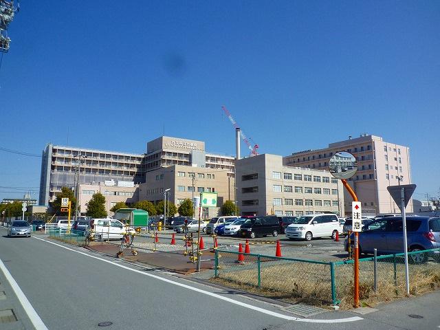 市立四日市病院の画像