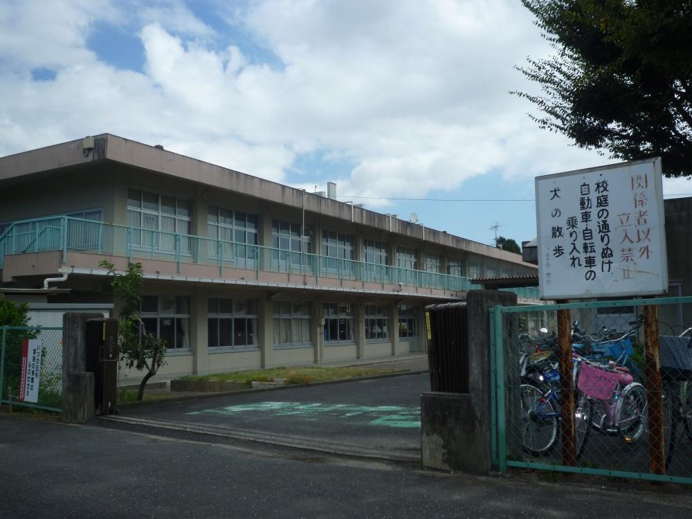 四日市市立 高花平小学校の画像